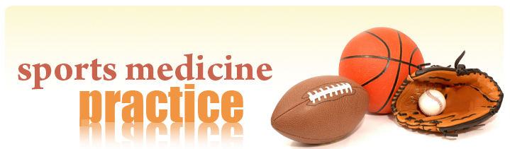 sports medicine promotional products
