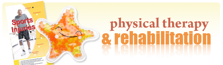 physical therapy promotional products