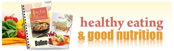 healthy eating promotional products