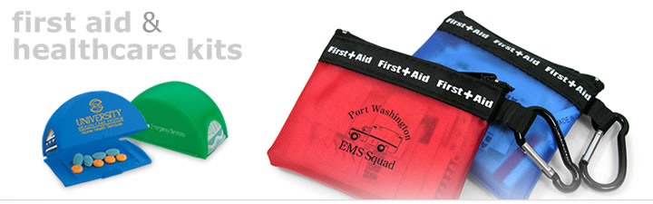 promotional first aid and healthcare products