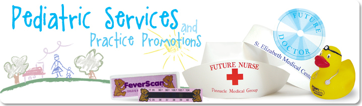 pediatric promotional products