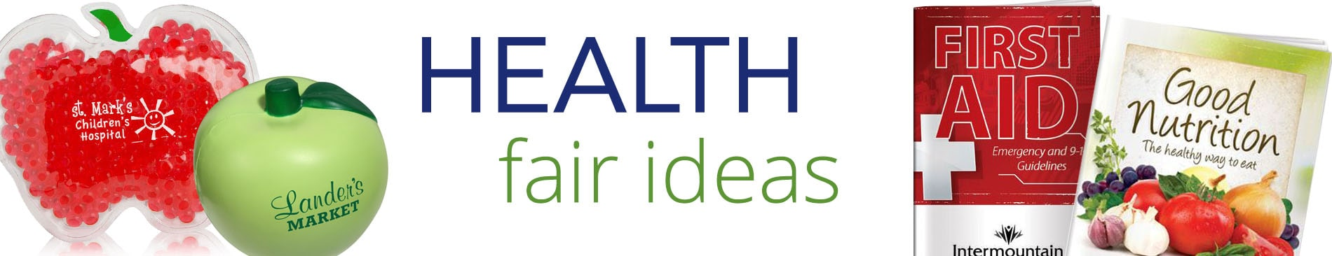 Health Fair Ideas