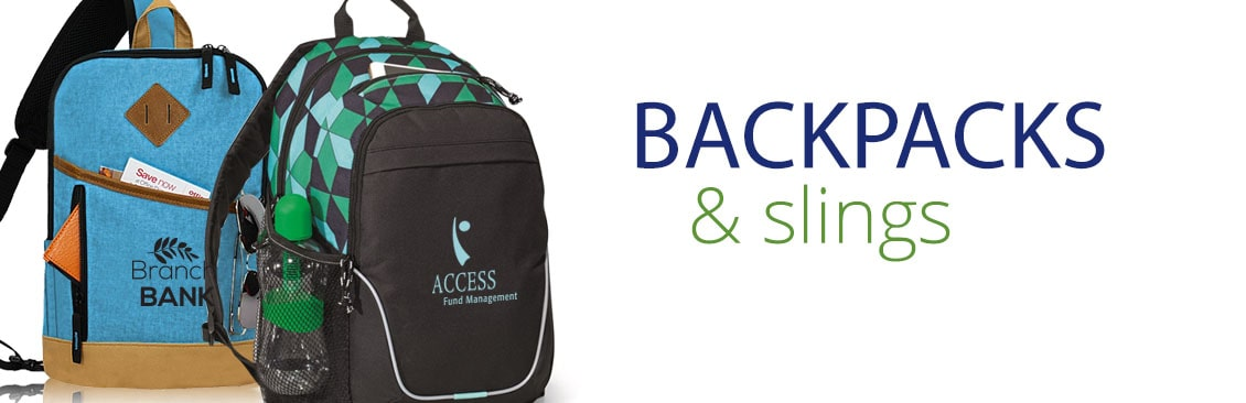Backpacks & Slings