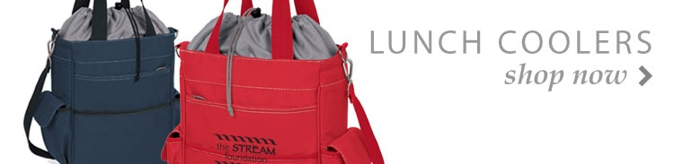 Lunch Coolers & Bags