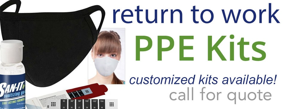 Return to Work PPE kits