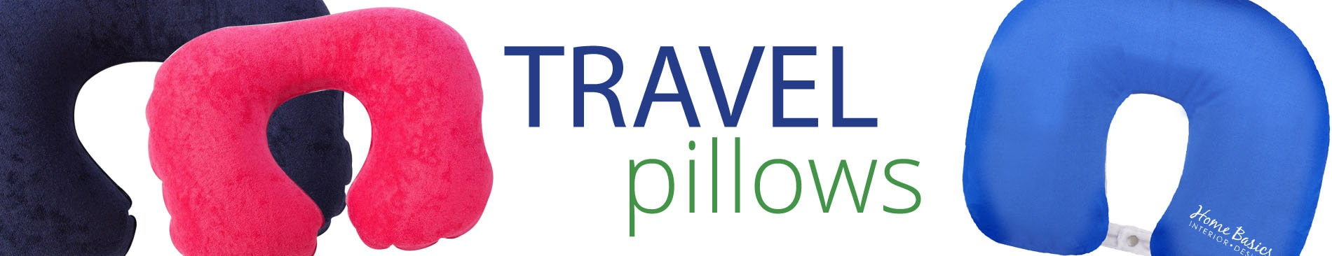 custom travel pillows