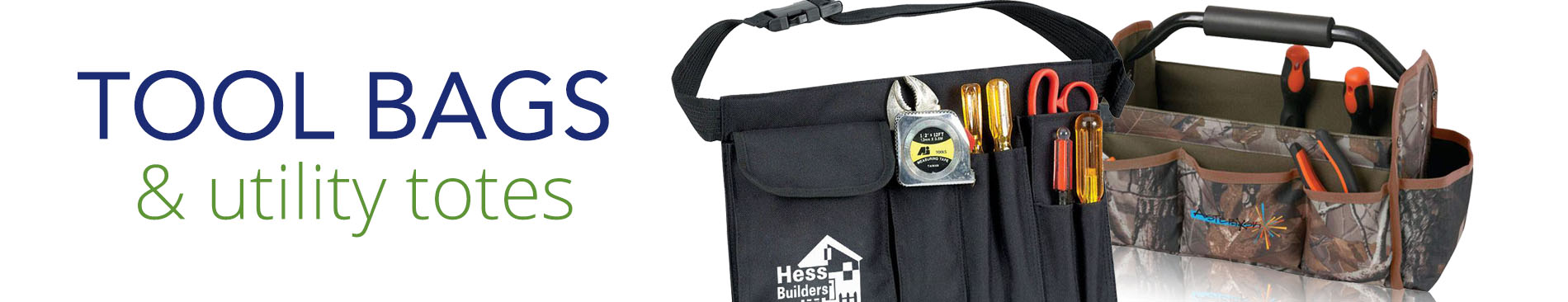 Tool Bags & Utility Totes